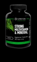Strong Multivitamin & Mineral  100 kaps.