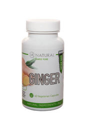 M-Natural Ginger 60 kaps.