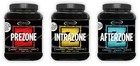 SuperMass Nutrition Pre-intra-afterZone 3-pack HC Pakkaus